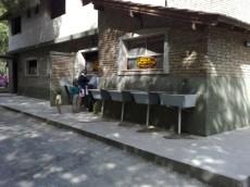 Autocamping Dunamar, en Claromecó