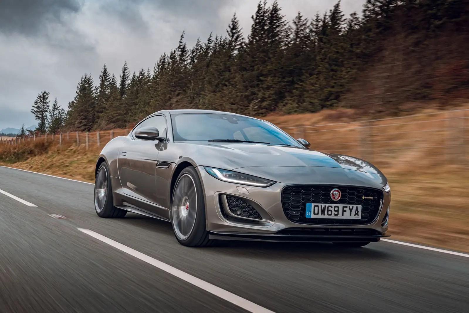 That's were jaguar's plan comes in. Jaguar F Type Review 2021 Autocar
