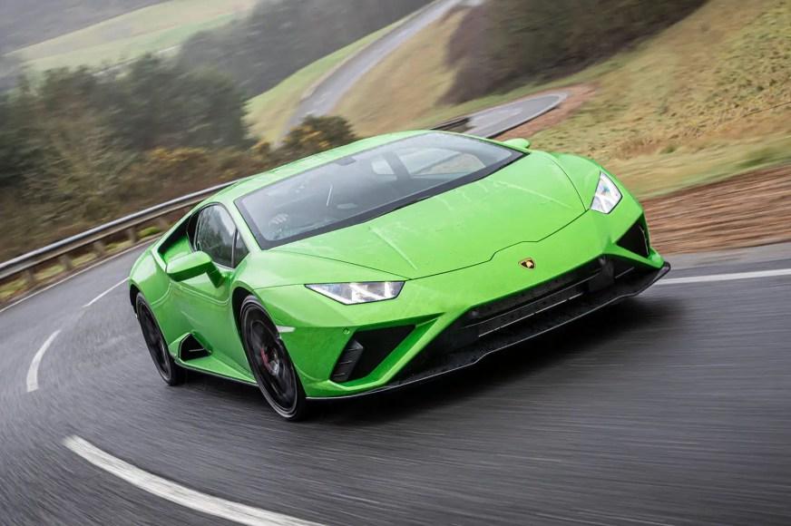 Lamborghini Huracan Evo RWD 2020 UK review | Autocar