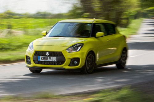 small resolution of suzuki swift sport 1 4 boosterjet long term review 2018 six months with the japanese hot hatch autocar