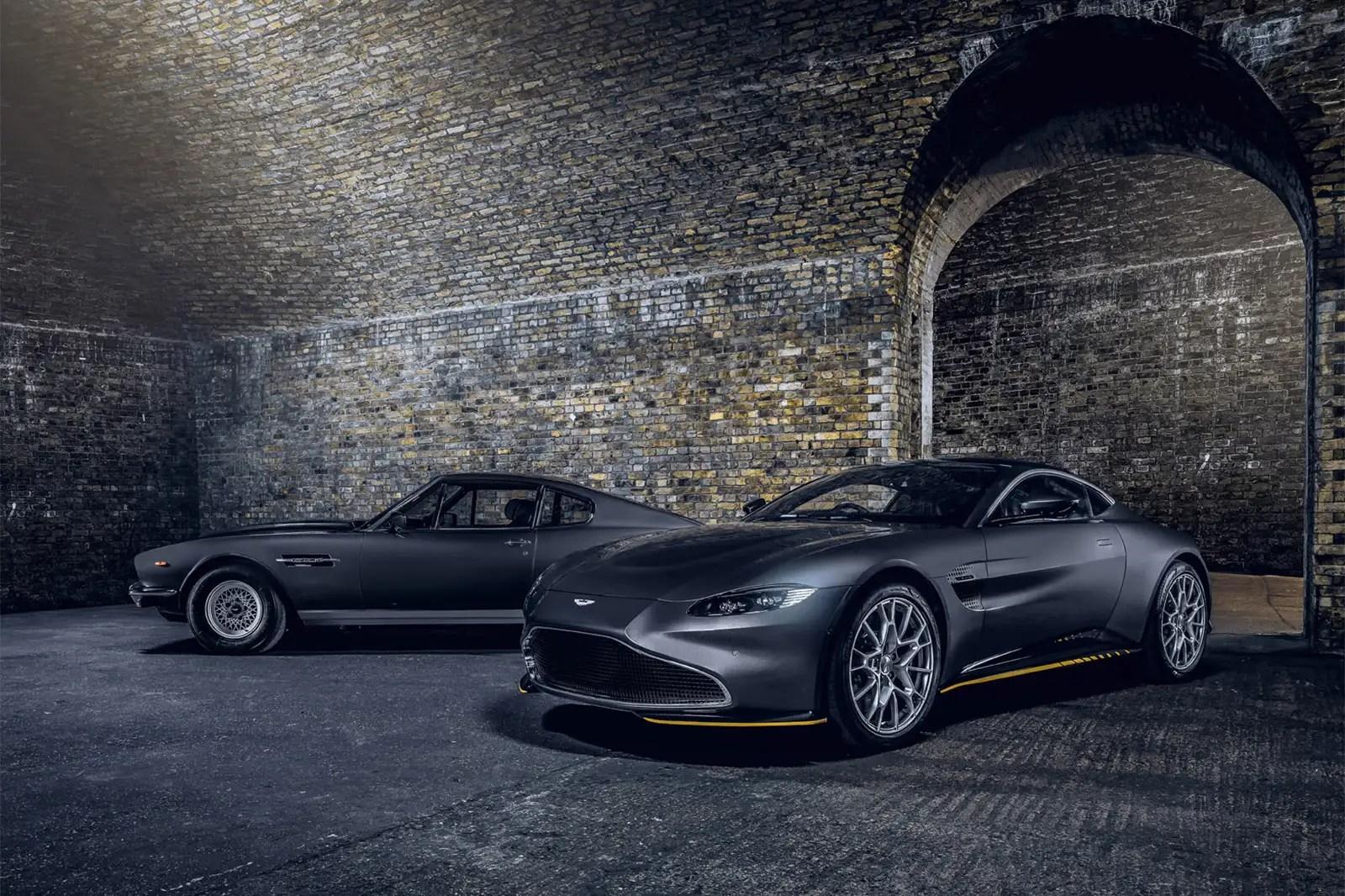 Stunning red bull aston martin f1 car in action. Aston Martin 007 Edition Models Celebrate New James Bond Film Autocar
