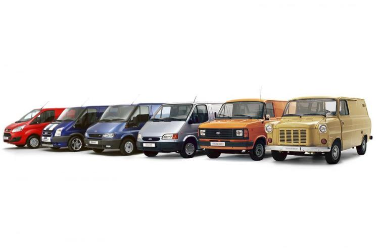 Ford Transit - loved by boisterous boys and bank robbers for 50 years |  Autocar