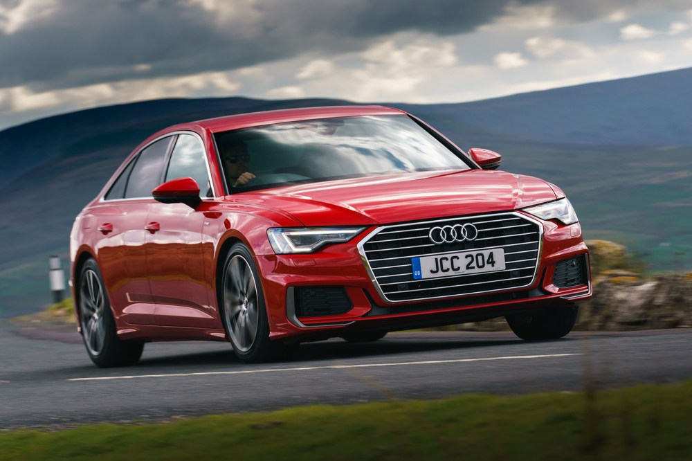 medium resolution of audi a6 50 tdi s line 2018 uk review