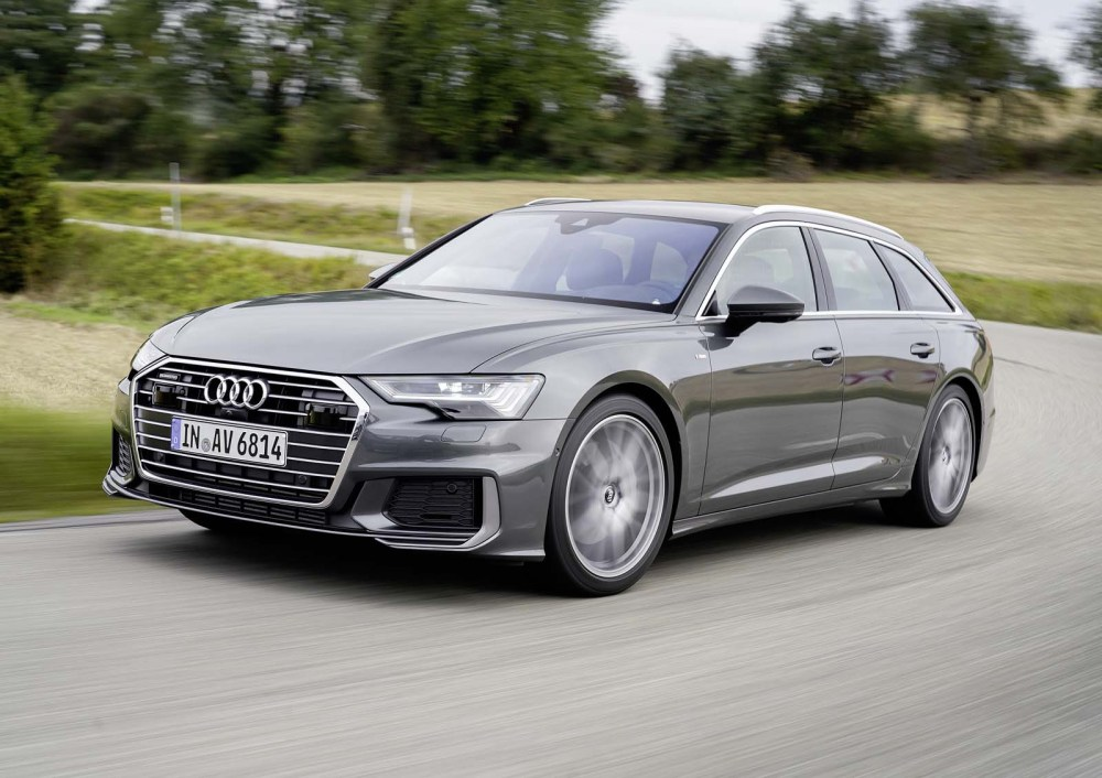 medium resolution of audi a6 avant 40 tdi sport 2018 review