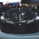 Bugatti La Voiture Noire Revealed As Most Expensive New Car Of All Time Autocar