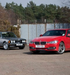 the 1990s were all about the e36 except that you could still get yourself in the stub tail e30 based hatchbacked compact the trouble with the new 3 series  [ 1562 x 1060 Pixel ]