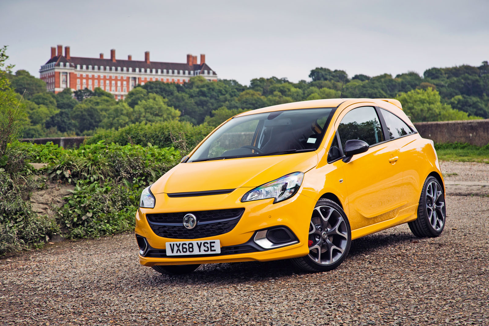 hight resolution of head for the hills hillclimbing in a vauxhall corsa gsi