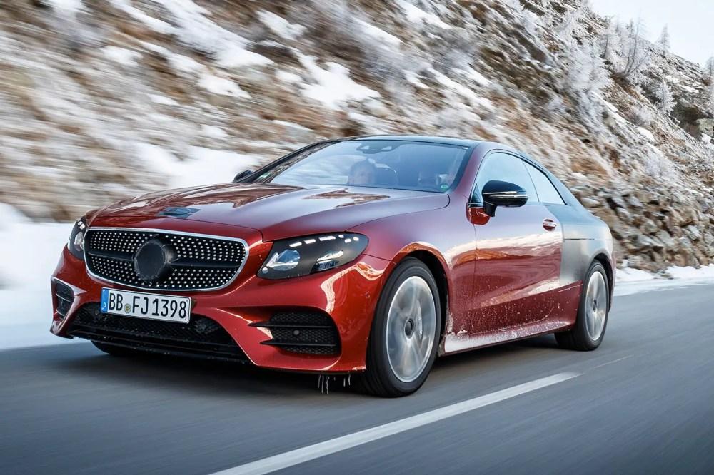 medium resolution of 2017 mercedes benz e class coupe we take a ride