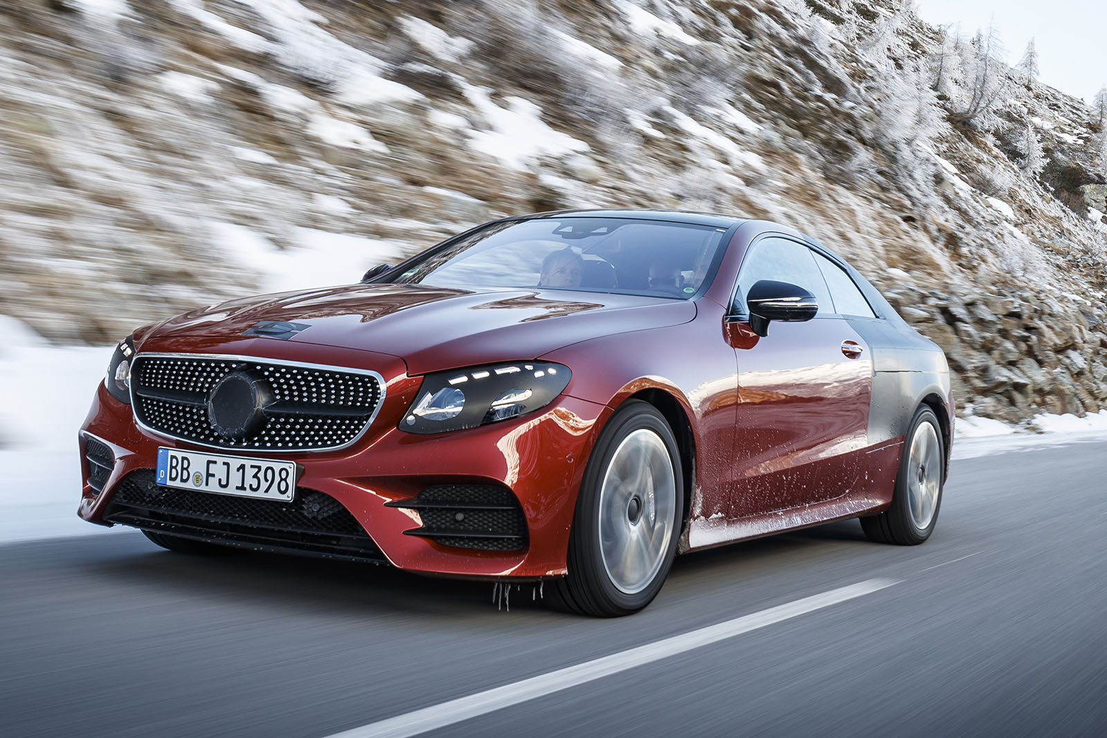 hight resolution of 2017 mercedes benz e class coupe we take a ride
