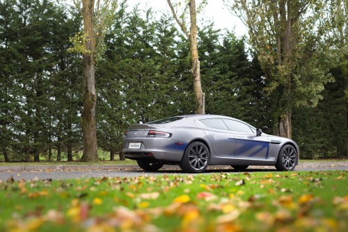 small resolution of  before production of the 155 customer spec rapide es begins the engineering mule does prove the fundamental viability of an electric aston martin