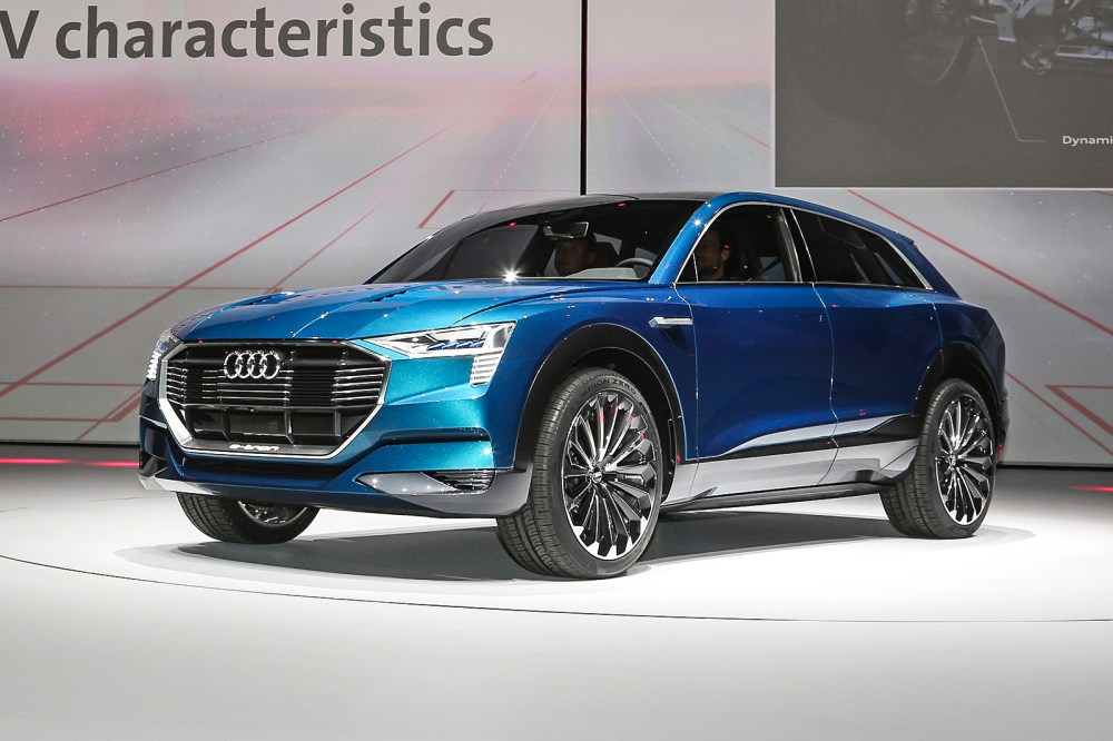 medium resolution of audi q6 e tron quattro confirmed for production