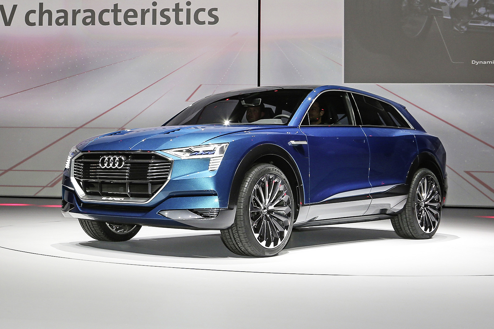 hight resolution of audi q6 e tron quattro confirmed for production