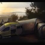 New Volkswagen Caddy Beach Mini Camper Van Detailed Autocar