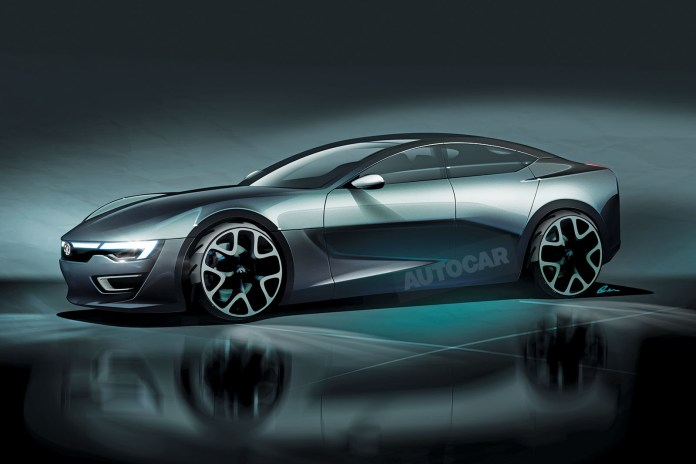 how to design a new vauxhall - an autocar exclusive | autocar