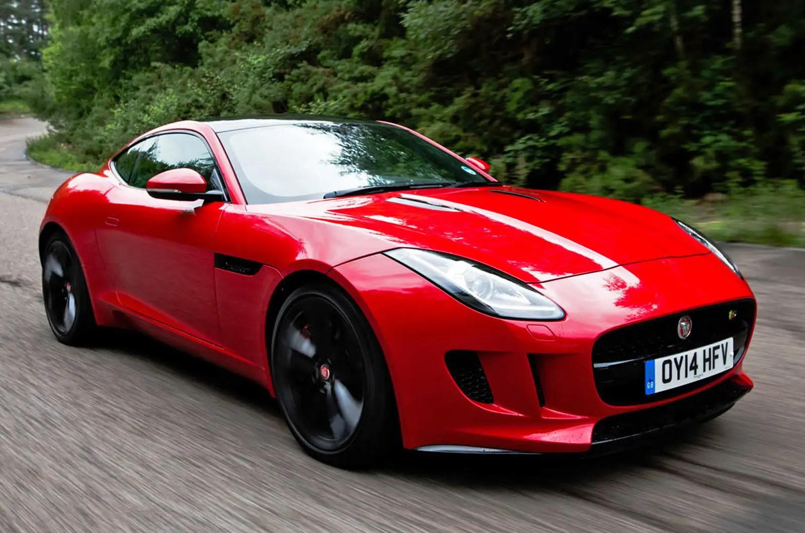 hight resolution of jaguar  type r
