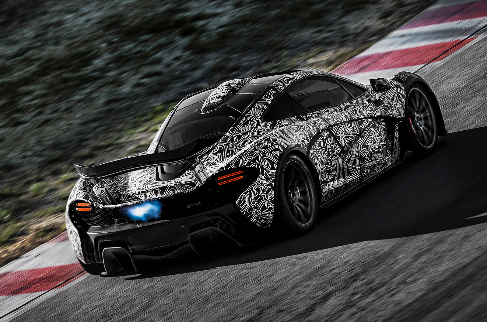 hight resolution of mclaren p1 to produce 903bhp official