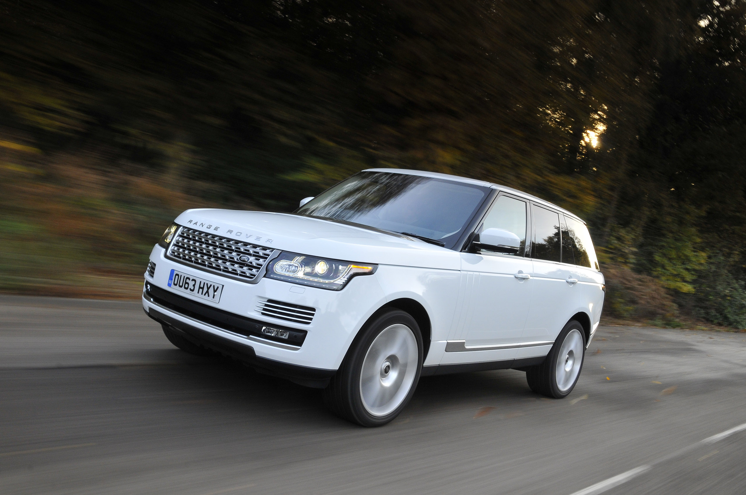 Range Rover Review 2017