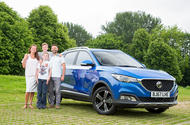 We're looking for the perfect family to give the MG ZS SUV and the MG3 hatchback the ultimate test drive