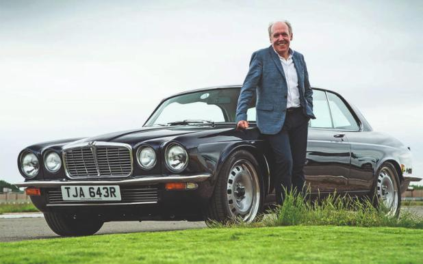 Cars: Former Jaguar design chief Ian Callum brought along six cars from his personal collection to the 2020 London Concours show.