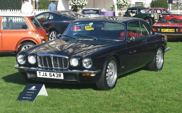 Cars: 1976 Jaguar XJC 4.2