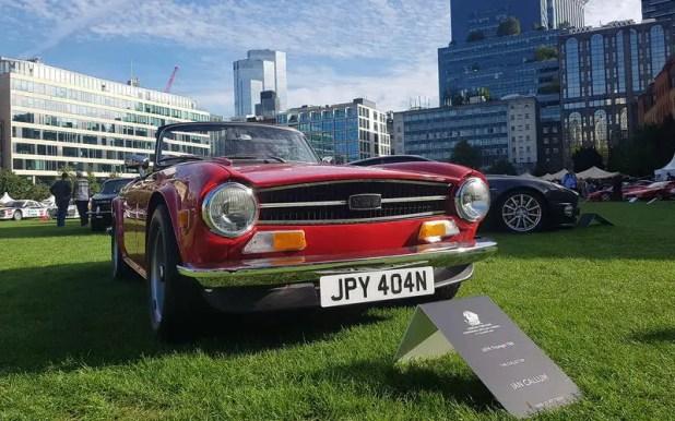 Cars: 1974 Triumph TR6