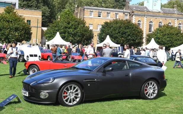 Cars: 2005 Aston Martin Vanquish S