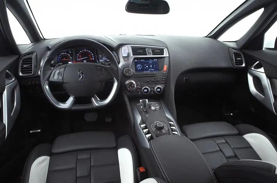 Citron DS5 Hybrid4 Review Autocar