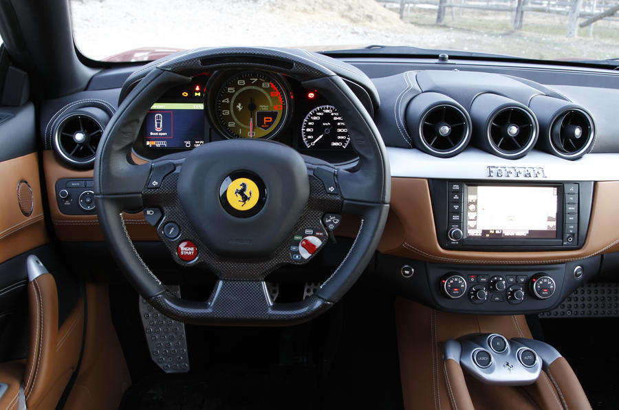 Ferrari Ff 2011 2016 Review Autocar