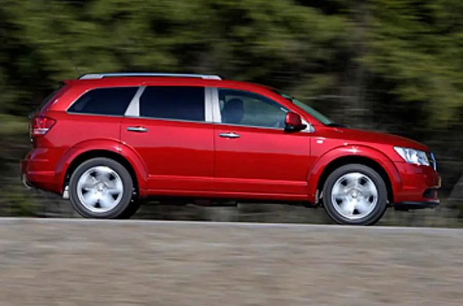 Dodge Journey 20 CRD RT Review Autocar