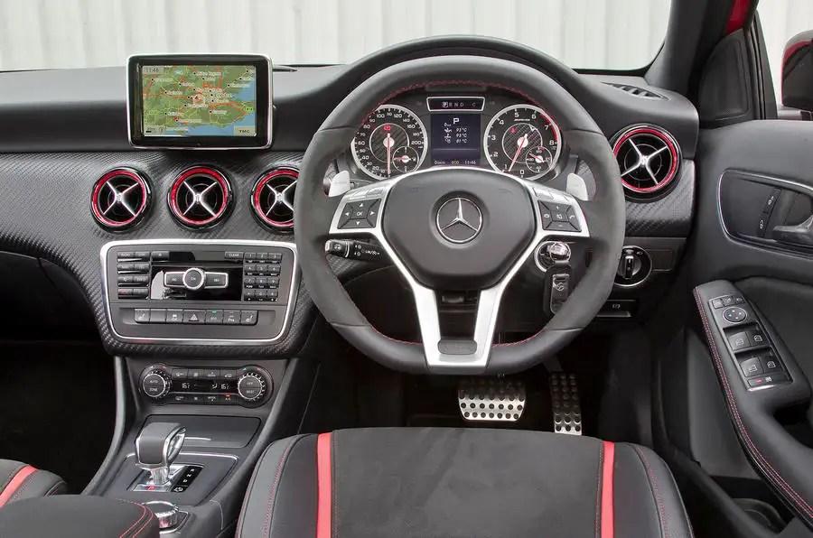 Mercedes Benz A45 AMG Review 2019 Autocar