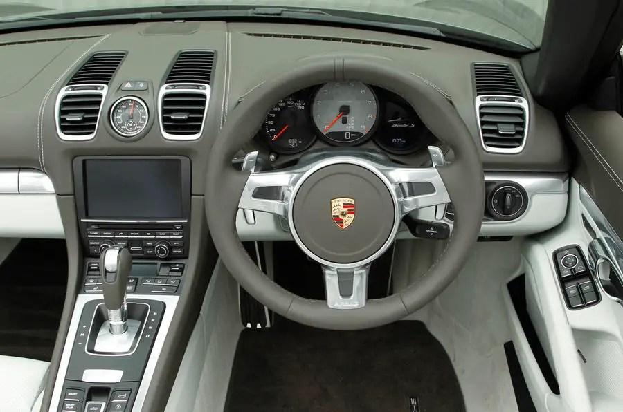 Porsche Boxster 20122016 Review 2018  Autocar