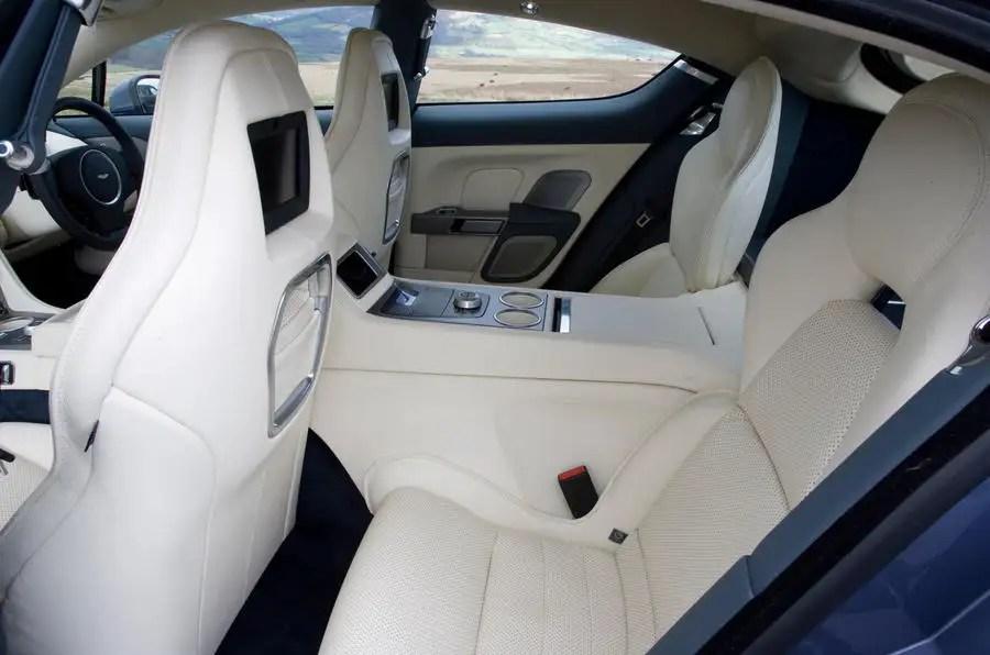 Aston Martin Rapide 20102013 Review 2019  Autocar