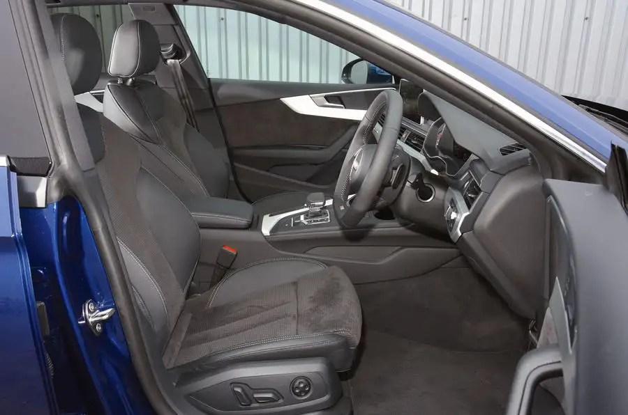 Audi S5 Interior