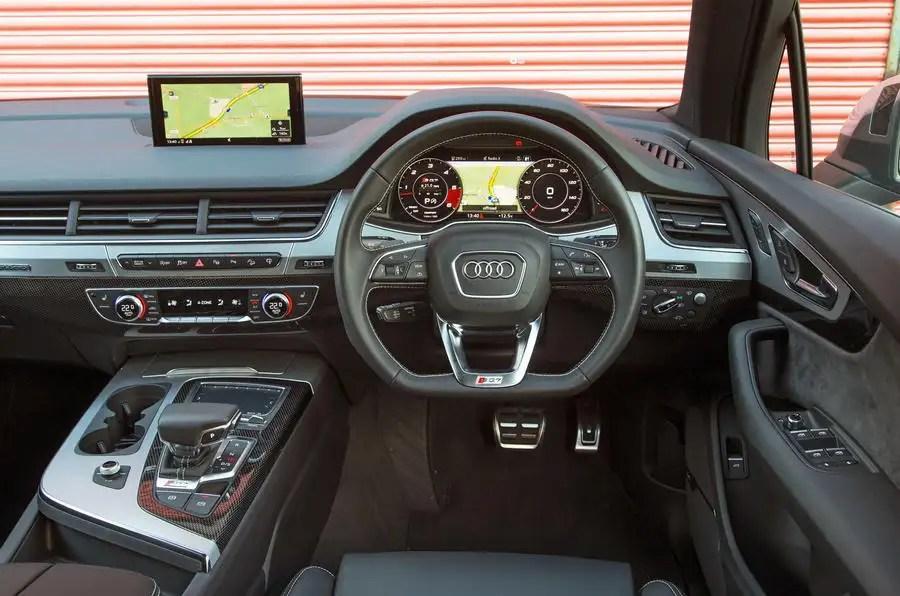 Audi Q3 2017 Interior