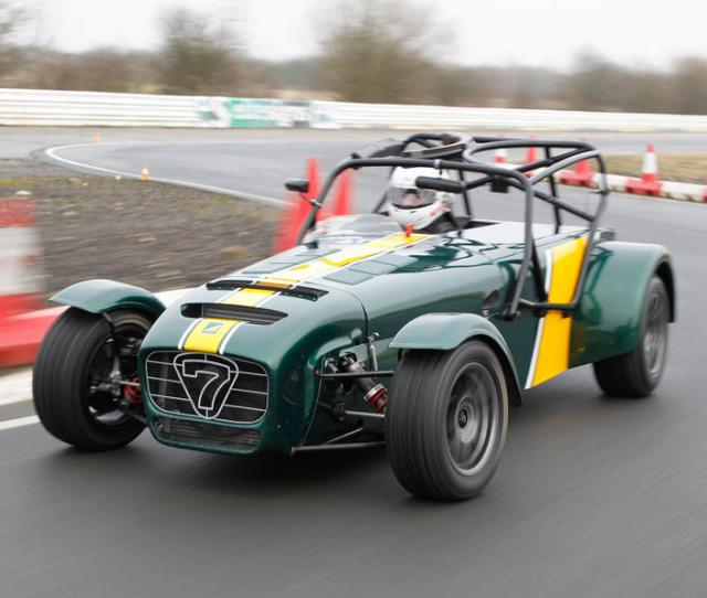 You Cant Have A Caterham R For The Road Yet