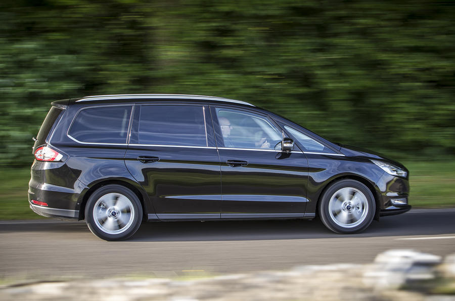 Ford Galaxy Review 2018  Autocar