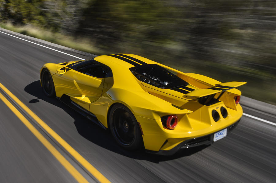 Ford Gt Review 2020 Autocar