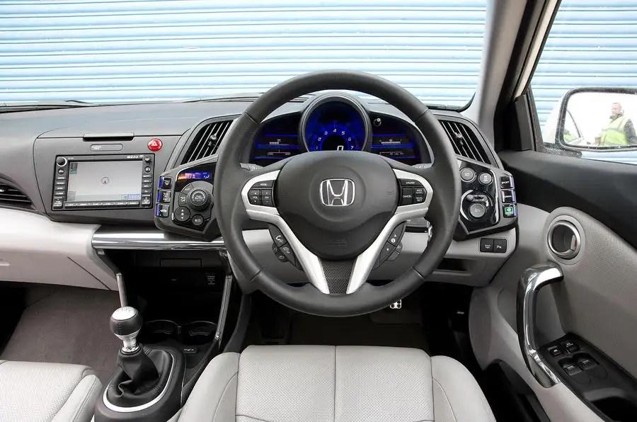 Leather Interior Accord Red Honda 2013