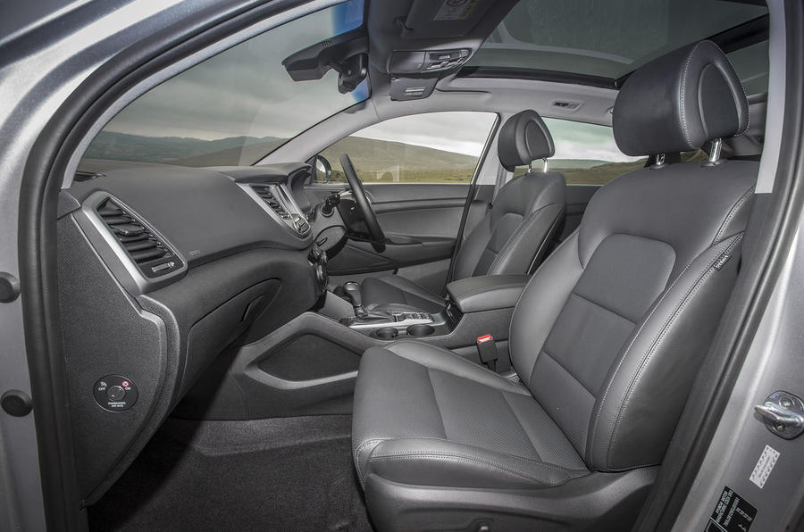 Hyundai Tucson Review 2020 Autocar