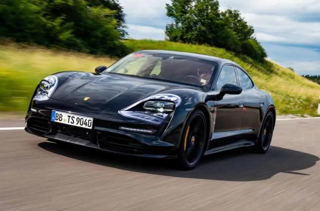 Imagini pentru Porsche Taycan