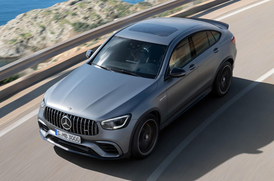 New Mercedes-AMG GLC 63 S on sale in UK from £74.599   Autocar