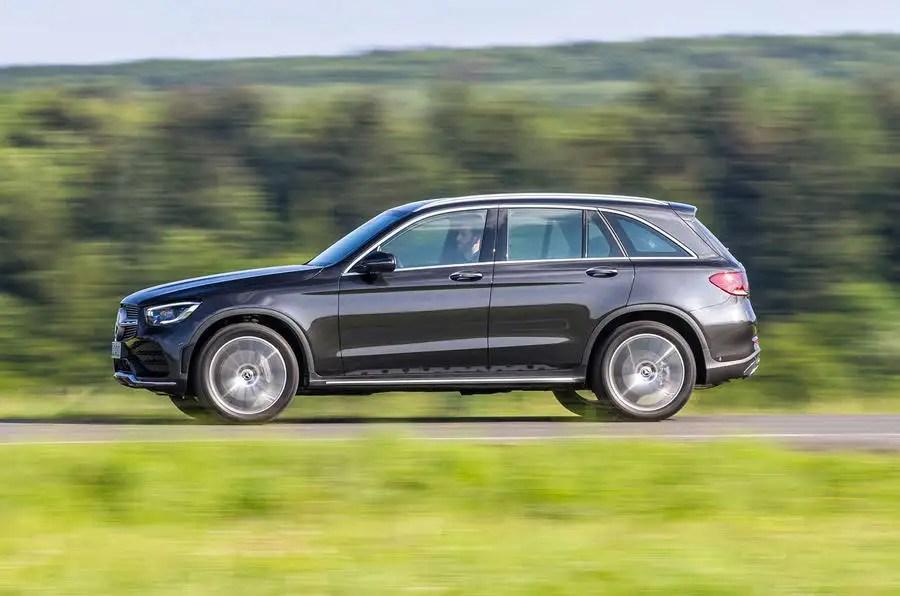 Mercedes-Benz GLC 300d 2019 review | Autocar