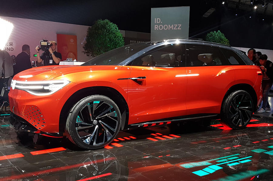 All Electric Vw Id Estate On The Cards For Future Launch