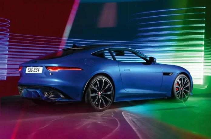 2020 Jaguar F Type Revealed With Revised Looks No V6 Engine Autocar