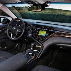 All New Camry 2019 Malaysia Jok Mobil Grand Avanza Toyota 2018 Review Autocar First Drive Dashboard