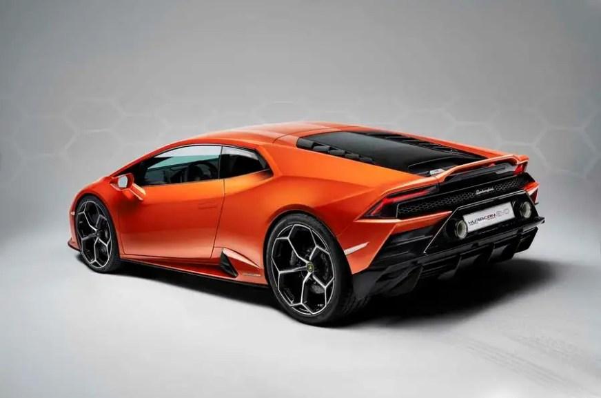 New Lamborghini Huracán Evo: updated 2019 supercar ...