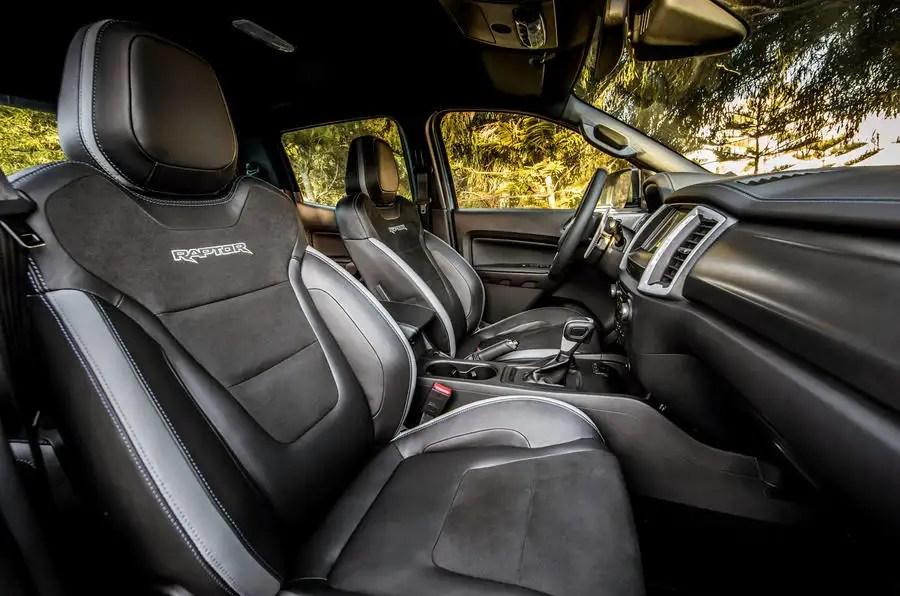 Ford Ranger Raptor 2019 review  Autocar