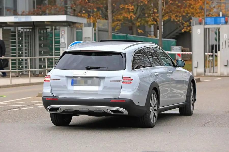 mercedes e class facelift 2020