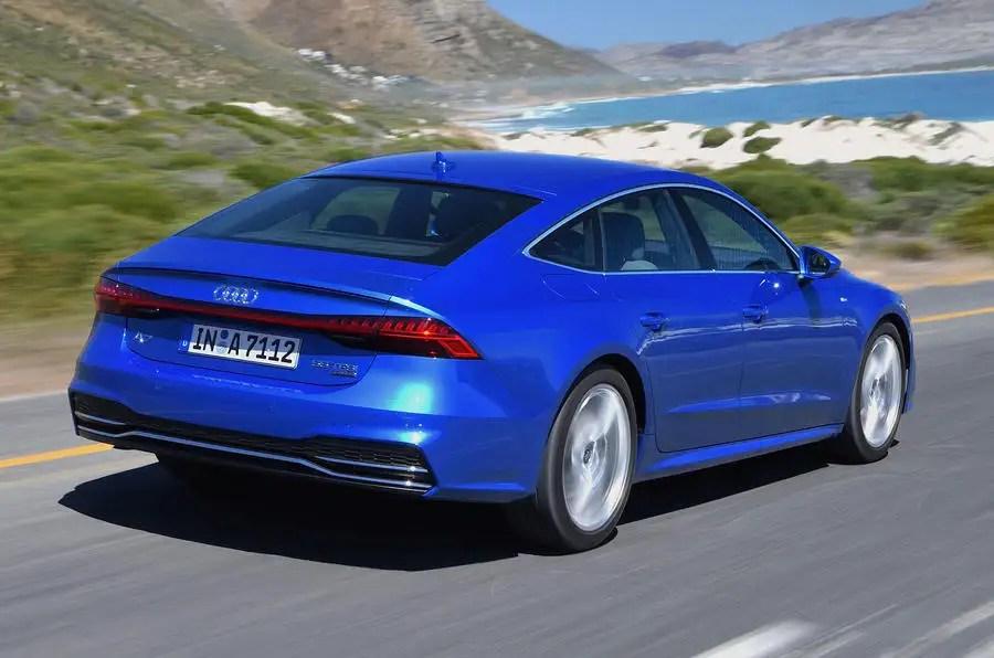 Audi A7 Sportback 55 TFSI S Line 2018 Review Autocar