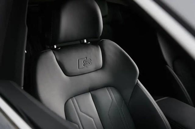 Audi A7 seat